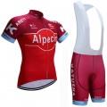 Ensemble cuissard vélo et maillot cyclisme équipe pro Katusha Alpecin