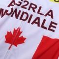 Ensemble cuissard vélo et maillot cyclisme équipe pro AG2R La Mondiale 2017