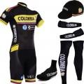 Tenue complète cyclisme équipe pro Colombia