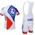 Tenue complète cyclisme équipe pro FDJ La Française des Jeux 2016
