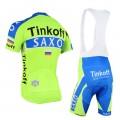 Tenue complète cyclisme équipe pro Tinkoff Saxo