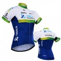 Maillot vélo équipe pro Orica GreenEdge manches courtes