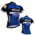 Maillot vélo équipe pro Etixx Quic Step manches courtes