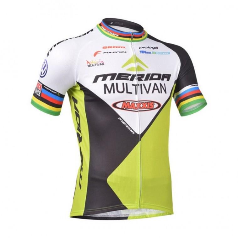 Maillot vélo Merida Multivan manches courtes