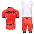 Ensemble cuissard vélo et maillot cyclisme Rock Racing manches courtes