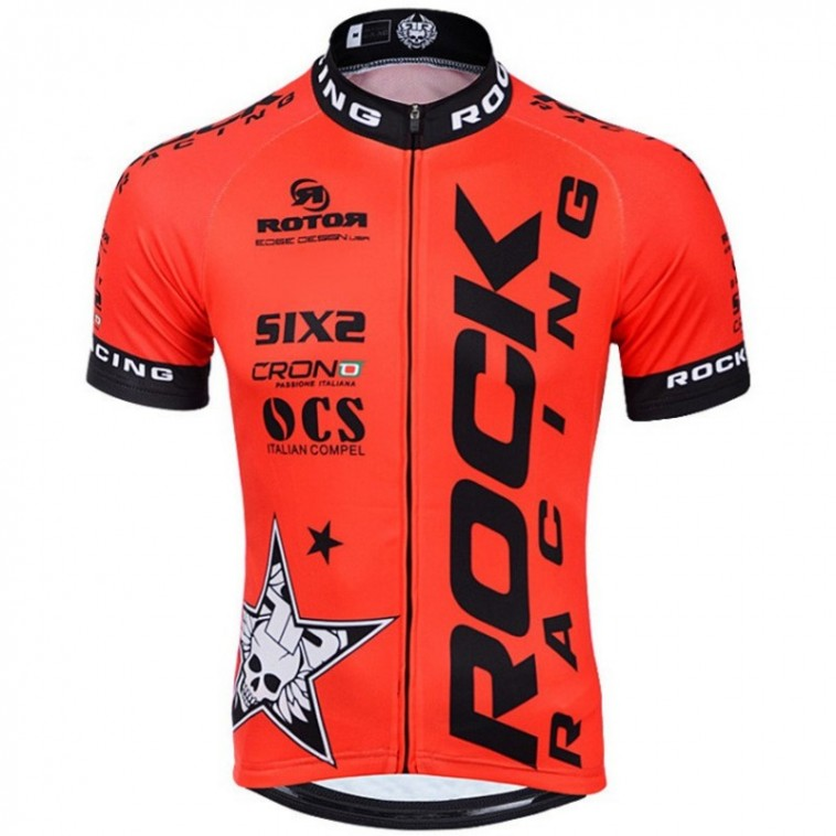 Maillot vélo manches courtes Rock Racing Team