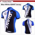 Maillot vélo équipe pro GIANT manches courtes