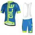Ensemble cuissard vélo et maillot cyclisme pro ALE
