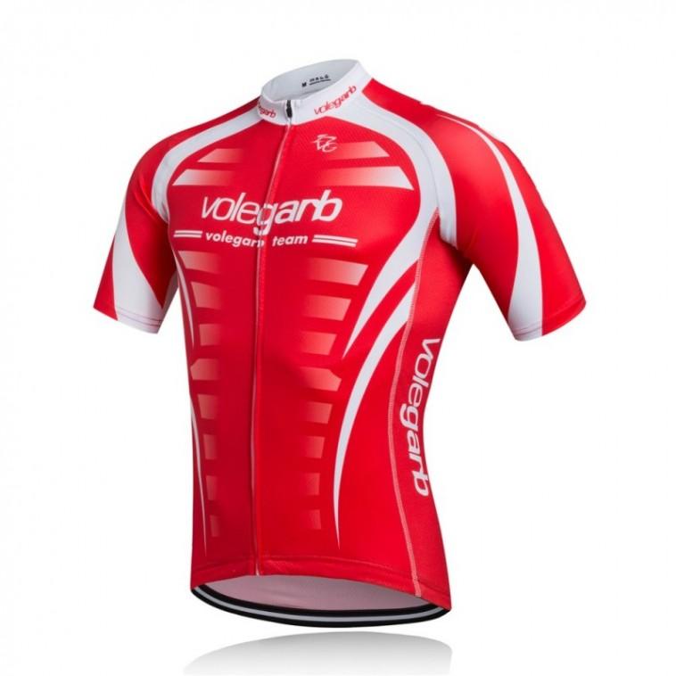 Maillot vélo Volegarb pro manches courtes