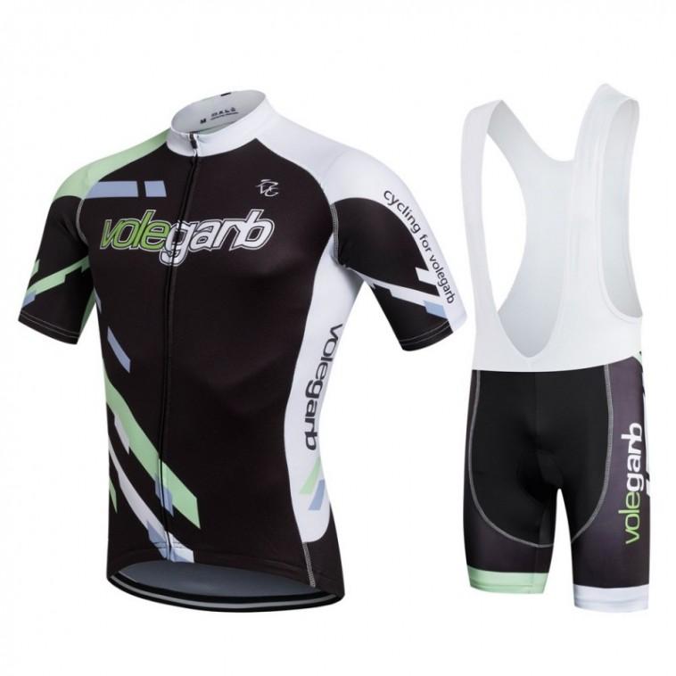 Ensemble cuissard vélo et maillot cyclisme Volegarb