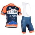 Ensemble cuissard vélo et maillot cyclisme équipe pro Vini Fantini - Nippo