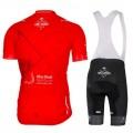 Ensemble cuissard vélo et maillot cyclisme pro Abu Dhabi Tour