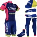Tenue complète cyclisme équipe pro Lampre Merida