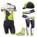 Tenue complète cyclisme équipe pro Merida Multivan