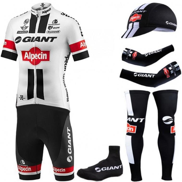 Tenue complète cyclisme équipe pro Giant