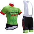 Ensemble cuissard vélo et maillot cyclisme équipe pro Cannondale Drapac