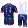 Ensemble cuissard vélo et maillot cyclisme équipe pro Vini Fantini - Nippo 2018