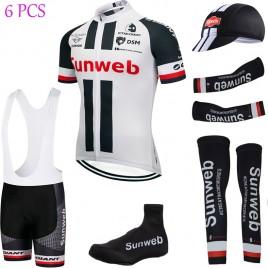 Tenue complète cyclisme équipe pro Sunweb Giant 2018
