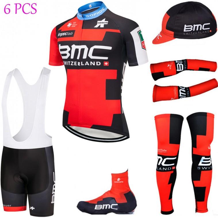 Tenue complète cyclisme équipe pro BMC 2018