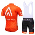 Ensemble cuissard vélo et maillot cyclisme équipe pro RALLY Cycling 2018