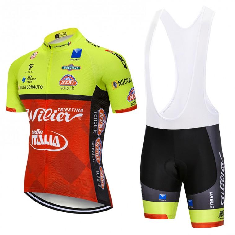 maillot velo italia