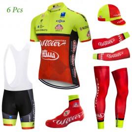 Tenue complète cyclisme équipe pro Wilier 2018