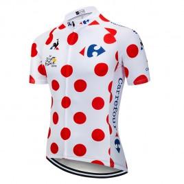 Maillot à Pois Tour de France 2018 Carrefour