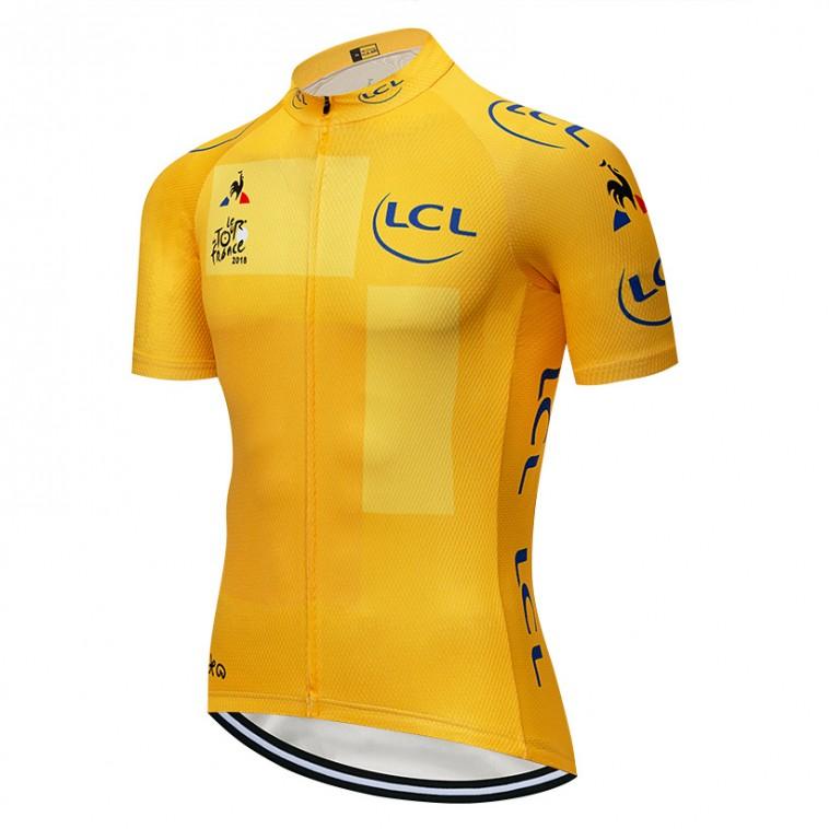 Maillot Jaune Tour de France 2018 LCL