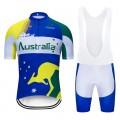 Ensemble cuissard vélo et maillot cyclisme pro Australia 2019