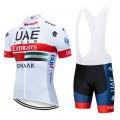 Ensemble cuissard vélo et maillot cyclisme pro UAE Emirates 2019
