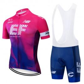 Ensemble cuissard vélo et maillot cyclisme pro EF Education First 2019 Rapha