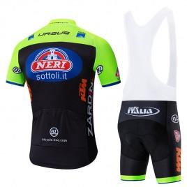 Ensemble cuissard vélo et maillot cyclisme pro NERI - Selle Italia - KTM 2019
