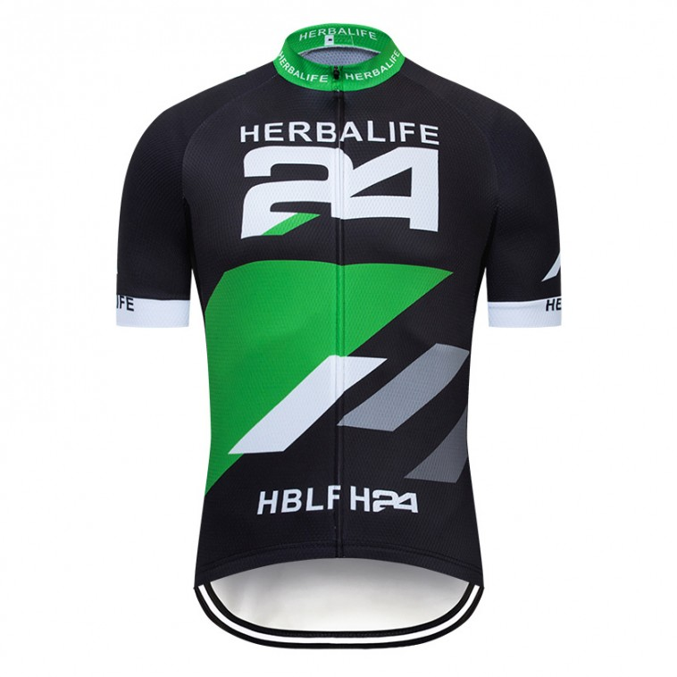 Maillot vélo équipe pro HERBALIFE 24 - 2019