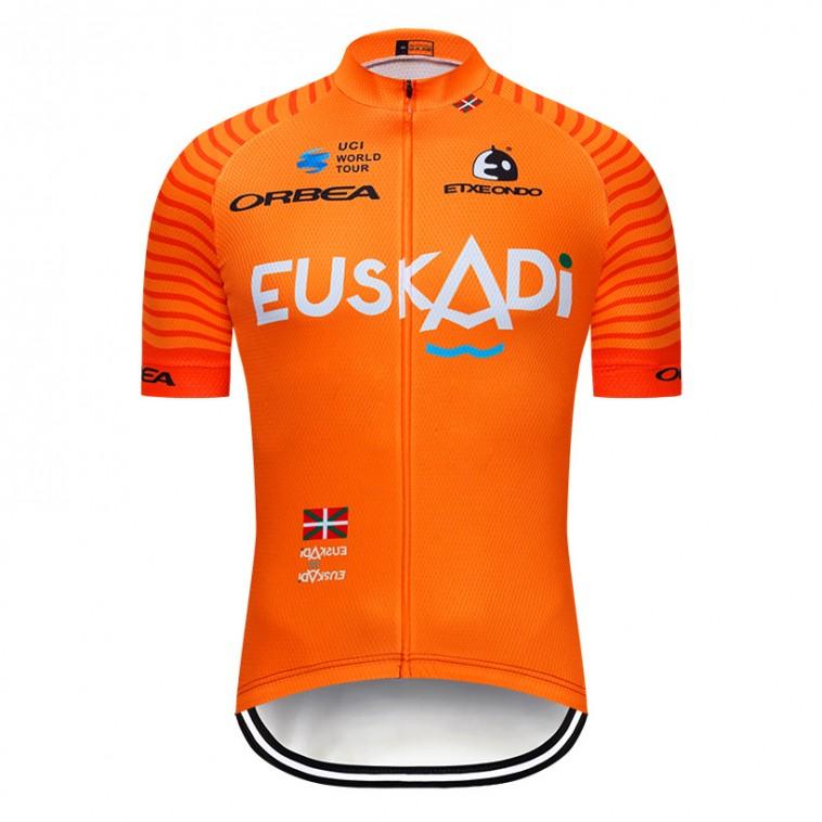 Maillot vélo équipe pro EUSKADI 2019