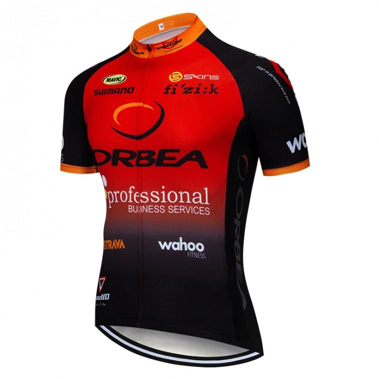 Maillot vélo équipe pro ORBEA 2019