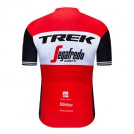Maillot vélo équipe pro TREK Segafredo 2019 rouge