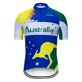 Maillot vélo équipe pro AUSTRALIA 2019
