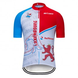 Maillot vélo équipe pro LUXEMBOURG 2019