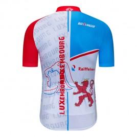 Maillot vélo équipe pro LUXEMBOURG 2019