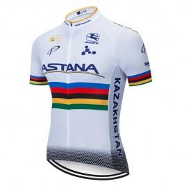 Maillot vélo équipe pro ASTANA 2019 UCI