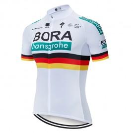Maillot vélo équipe pro BORA Hansgrohe 2019 German
