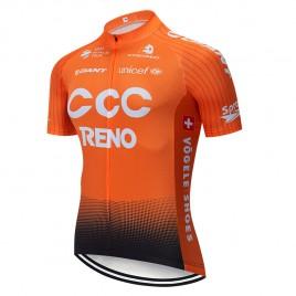Maillot vélo équipe pro CCC RENO GIANT 2019