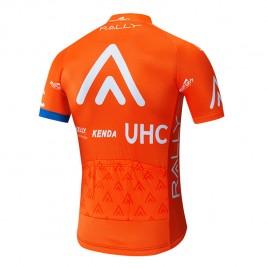 Maillot vélo équipe pro RALLY UHC 2019