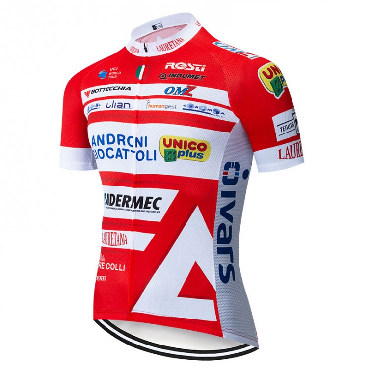 Maillot vélo équipe pro Androni Giocattoli 2019