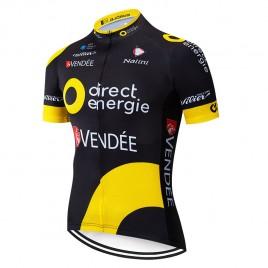 Maillot vélo équipe pro Direct Energie Vendée 2019