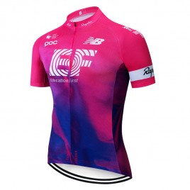Maillot vélo équipe pro EF Education First Cannondale 2019 Rapha