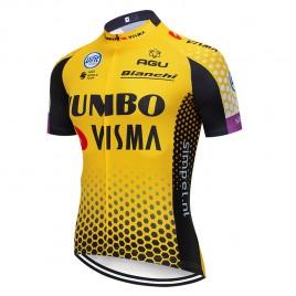 Maillot vélo équipe pro JUMBO Visma 2019