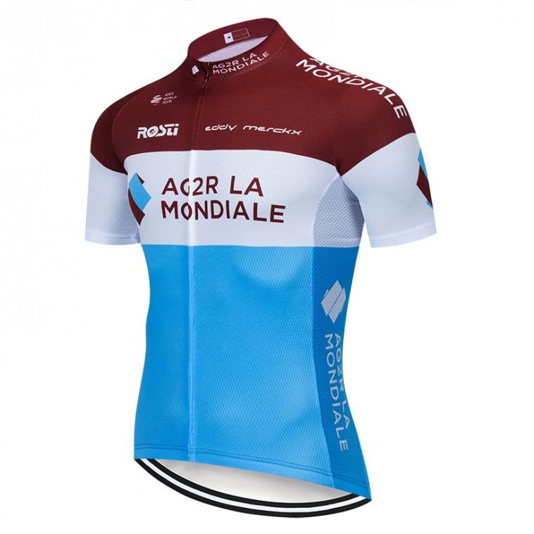Maillot vélo équipe pro AG2R La Mondiale 2019