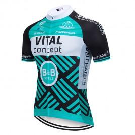 Maillot vélo équipe pro Vital Concept - B&B Hotels 2019