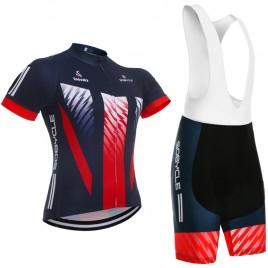 Ensemble cuissard vélo et maillot cyclisme Racing Team